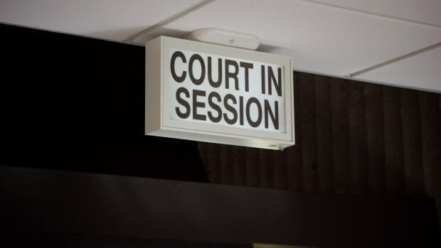 Criminal case jury trials can't be held at the Law Courts building in downtown Halifax due to COVID-19 restrictions. (Robert Short/CBC - image credit)