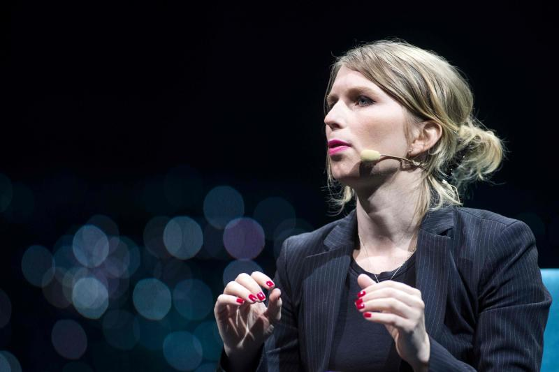 Chelsea Manning jailed for contempt after refusing to testify in WikiLeaks grand jury investigation