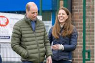 <p>The Duke and Duchess first became aware of Cheesy Waffles Project through their involvement with The Key, one of the charities they selected as a beneficiary of their Royal Wedding Charitable Gift Fund. <br></p>