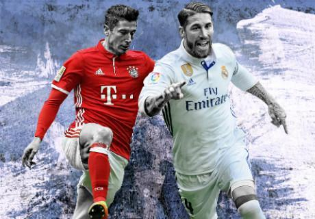 TSR ONLY GFX Bayern Real Madrid