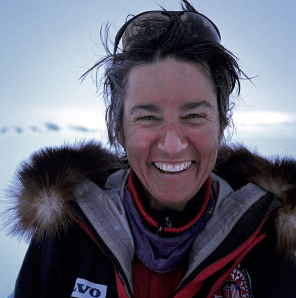<p>The American explorer was the first woman to reach the North Pole in 1986. After that, she became the first female to successfully finish a number of arduous expeditions to the Arctic and Antarctic, including being the first woman to to have reached both poles. <i>[Photo: Instagram/macweightlossjournal]</i> </p>