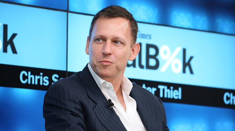 Peter Thiel Is Funding Unregulated Human Research Outside The Country