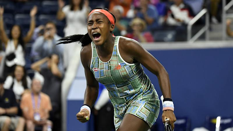 Teenager Coco Gauff to return to the Citi Open in 2020