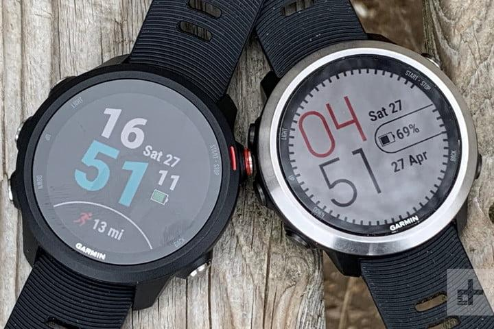 Garmin Forerunner 245 versus 235: Do maps and music make the step up