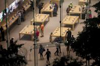 How the Apple Store Lost Its Luster