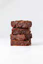 "<p>Absolutely no one would be upset to receive these amazing brownies. </p><p>Get the recipe from <a href=""https://www.delish.com/cooking/a28354114/fudge-brownie-recipe/"" rel=""nofollow noopener"" target=""_blank"" data-ylk=""slk:Delish"" class=""link rapid-noclick-resp"">Delish</a>.</p>"