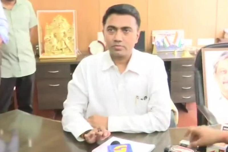 Pramod Sawant Rules Out Lockdown In Goa Amidst Rise in Covid-19 Cases