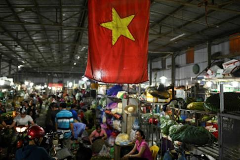 Vietnam has a population of 97 million. Photo: AFP