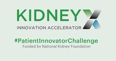 The U.S. Department of Health and Human Services (HHS), American Society of Nephrology (ASN) and National Kidney Foundation (NKF) announced today that 25 innovators have been selected as winners in two categories of the first-ever KidneyX: Patient Innovator Challenge, funded by NKF.