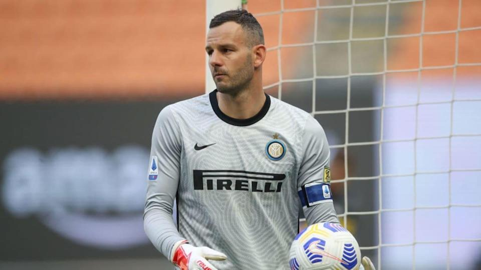 Samir Handanovic, portiere dell'Inter | Jonathan Moscrop/Getty Images