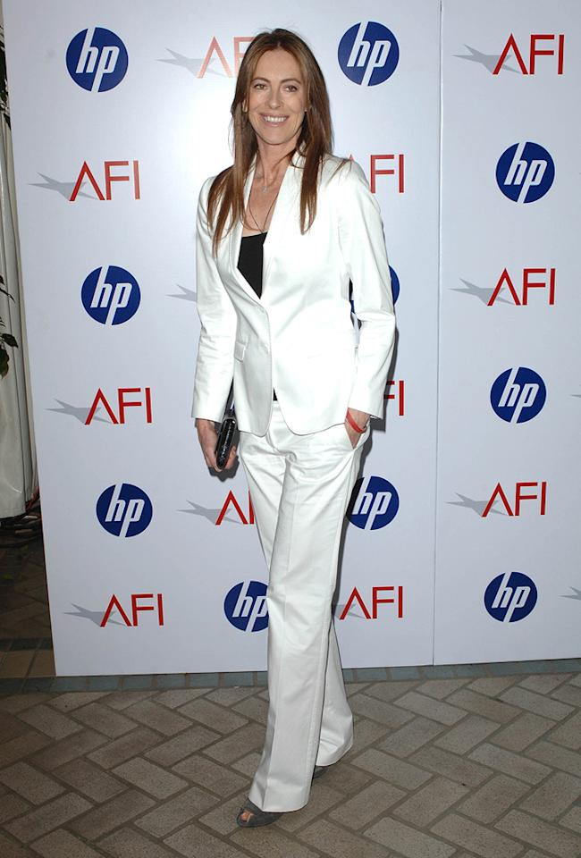 "<a href=""http://movies.yahoo.com/movie/contributor/1800091098"">Kathryn Bigelow</a> at the 10th Annual AFI Awards in Los Angeles - 01/15/2010"