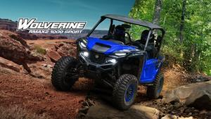 Yamaha Motor Corp., USA, announces the majority of their Proven Off-Road ATV and Side-by-Side (SxS) vehicles for model year 2022, highlighted by the new high-performing, extremely capable Wolverine RMAX2 1000 Sport, based off the best-in-class RMAX 1000 platform to further redefine the recreational SxS segment.