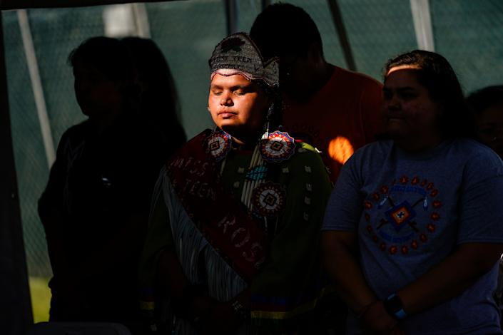 Indigenous Boarding School-Remains (Copyright 2021 The Associated Press. All rights reserved.)