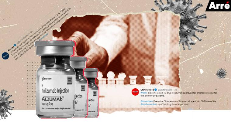 In a Rush to Make Covid-19 Meds, Are We Taking Shortcuts? Biocon's Drug Cleared after Trial on Just 30 Patients
