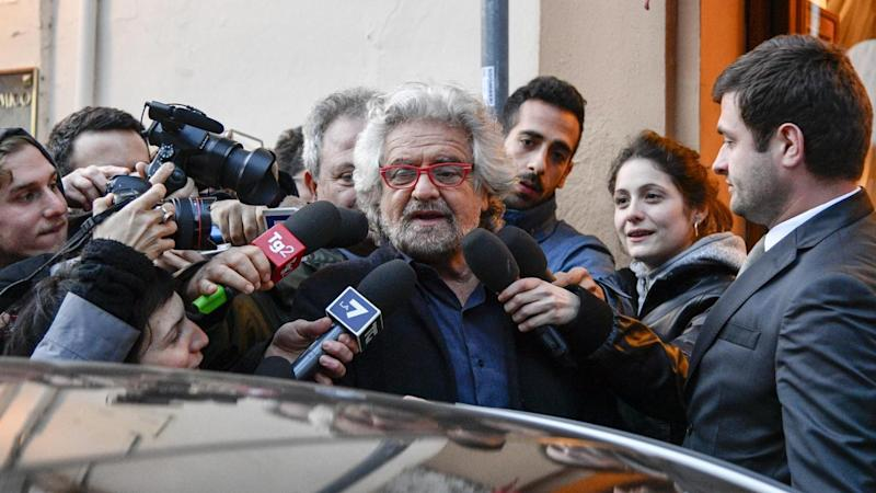 Grillo replica al Pd: Responsabile solo dei post firmati da me