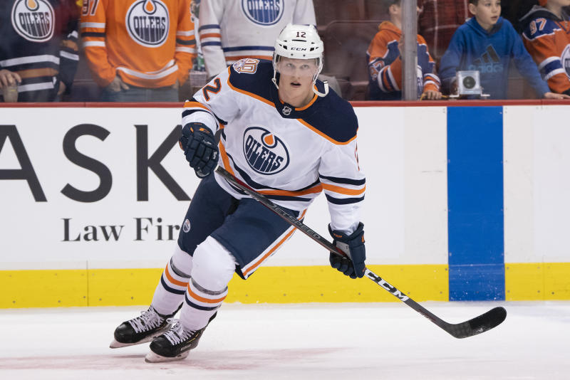 Edmonton Oilers v Vancouver Canucks (Rich Lam / Getty Images)