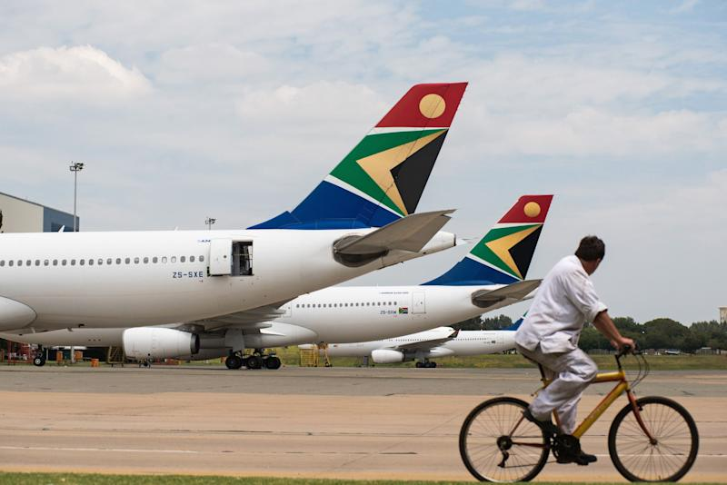 Corporate South Africa Loses Faith in National Airline