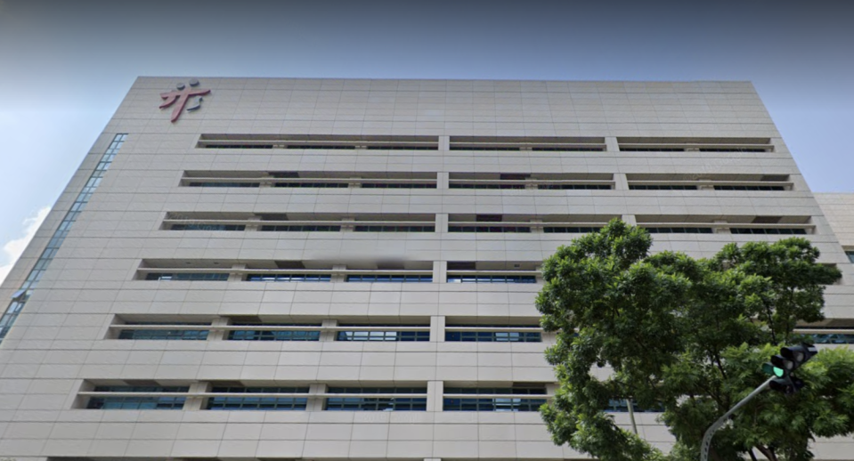 Tan Tock Seng Hospital. (SCREENGRAB: Google Maps StreetView)