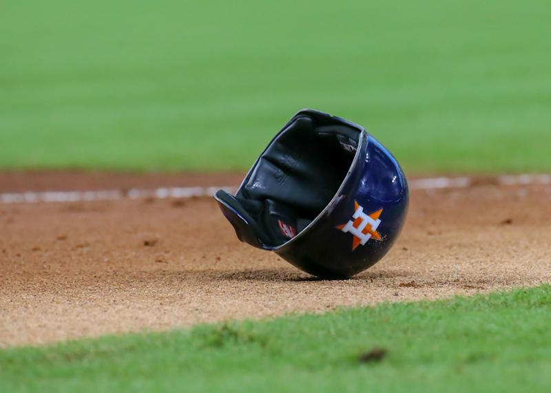 MLB investigators have three years of Astros games to look into. (Photo by Leslie Plaza Johnson/Icon Sportswire via Getty Images)