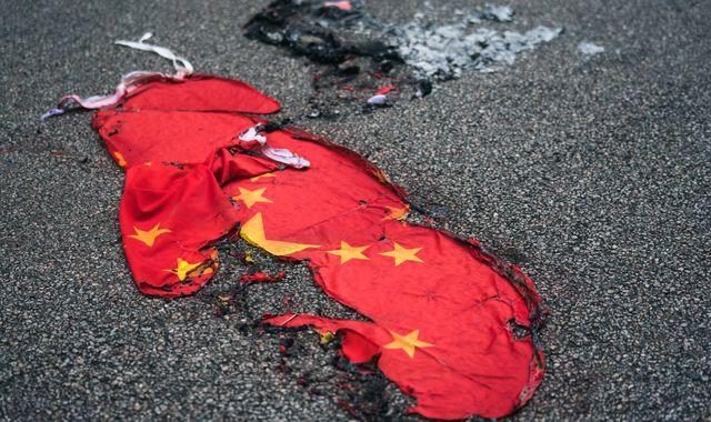 China criminalises insulting its national flag - including ...