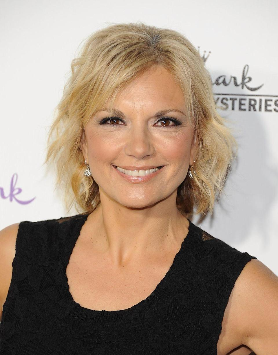 """<p>Did you recognize Teryl Rothery from her brief <a href=""""https://www.oprahdaily.com/entertainment/a34290417/netflix-the-haunting-of-hill-house-season-3/"""" rel=""""nofollow noopener"""" target=""""_blank"""" data-ylk=""""slk:appearance in Netflix's The Haunting of Bly Manor"""" class=""""link rapid-noclick-resp"""">appearance in Netflix's <em>The Haunting of Bly Manor</em></a>? She played Dani Clayton's (<a href=""""https://www.oprahdaily.com/entertainment/tv-movies/a30256902/who-is-victoria-pedretti/"""" rel=""""nofollow noopener"""" target=""""_blank"""" data-ylk=""""slk:Victoria Pedretti"""" class=""""link rapid-noclick-resp"""">Victoria Pedretti</a>) mom. Rothery may look familiar from one of her other shows, like <em><a href=""""https://www.amazon.com/gp/video/detail/amzn1.dv.gti.70b8bead-347c-3be0-fcba-6494f5b9efe9?autoplay=1&ref_=atv_cf_strg_wb&tag=syn-yahoo-20&ascsubtag=%5Bartid%7C10072.g.34716665%5Bsrc%7Cyahoo-us"""" rel=""""nofollow noopener"""" target=""""_blank"""" data-ylk=""""slk:Nancy Drew"""" class=""""link rapid-noclick-resp"""">Nancy Drew</a></em>, <em><a href=""""https://www.amazon.com/gp/video/detail/B0756N6318/?tag=syn-yahoo-20&ascsubtag=%5Bartid%7C10072.g.34716665%5Bsrc%7Cyahoo-us"""" rel=""""nofollow noopener"""" target=""""_blank"""" data-ylk=""""slk:The Good Doctor"""" class=""""link rapid-noclick-resp"""">The Good Doctor</a></em>, and<a href=""""https://www.amazon.com/Pilot/dp/B01K0HIWT8/?tag=syn-yahoo-20&ascsubtag=%5Bartid%7C10072.g.34716665%5Bsrc%7Cyahoo-us"""" rel=""""nofollow noopener"""" target=""""_blank"""" data-ylk=""""slk:Chesapeake Shores"""" class=""""link rapid-noclick-resp""""> <em>Chesapeake Shores</em></a>, a Hallmark show that is a natural follow-up to <em>Virgin River</em>.In season 2 of <em>Virgin River</em>, her character, Muriel, tries to pursue a romantic relationship with Doc. She has good taste! </p><p><strong>Find her on Instagram: @<a href=""""https://www.instagram.com/terylrothery/?hl=en"""" rel=""""nofollow noopener"""" target=""""_blank"""" data-ylk=""""slk:terylrothery"""" class=""""link rapid-noclick-resp"""">terylrothery</a></strong></p>"""