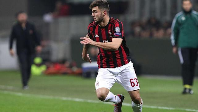 <p>The in-form Milan striker has scored 12 goals in 30 appearances for the Rossoneri this season. The striker was probably the Man of the Match for Milan in their 1-0 win over Ludogorets in the Europa League round of 32.</p> <br><p>The 20-year-old likes to drift out to the left and so will pose questions to Arsenal's Hector Bellerin as well as the two centre-backs. </p>