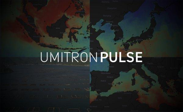 UMITRON PULSE will be a new ocean satellite data service for aquaculture.