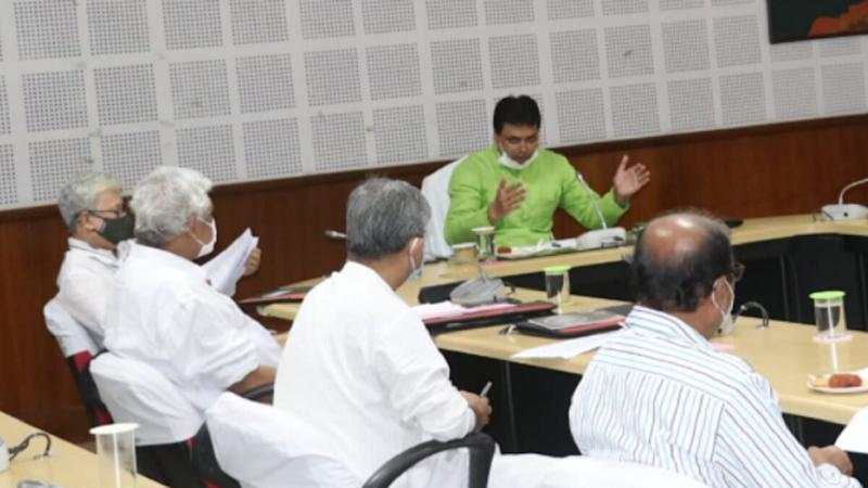 Biplab Deb Faces Revolt: Nearly 12 BJP MLAs in Delhi to Complain Against CM; Here's What's Happening in Tripura