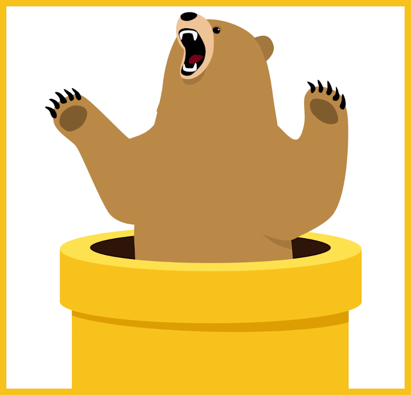 The cutest VPN available (Photo: Tunnelbear VPN)