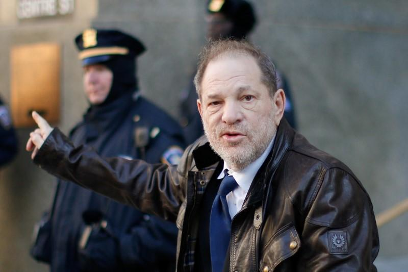 Weinstein jury seated after prosecutors accuse defence of excluding white women