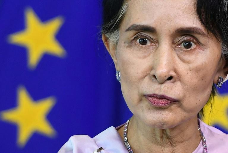Myanmar says fake news being spread to destabilise Suu Kyi government