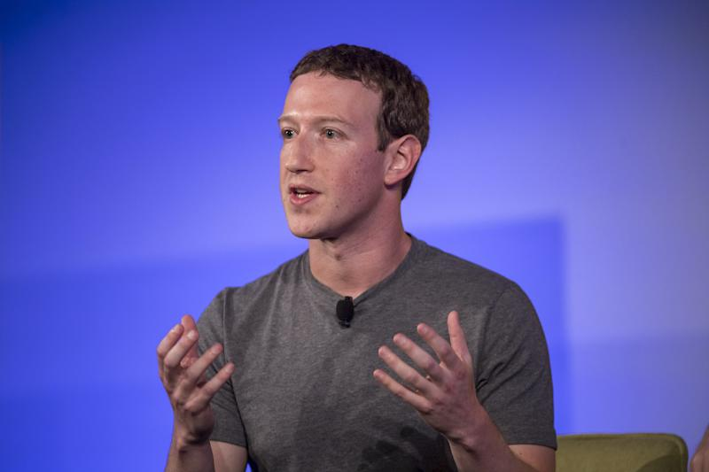 Mark Zuckerberg says Facebook will fight online extremism
