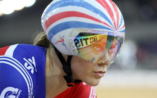 <span>Jess Varnish launched a scathing attack on British Cycling</span> <span>Credit: REX FEATURES </span>