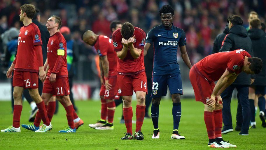 <p><strong>They struggled to go past semi-finals these past few years</strong></p> <br /><p>The past three years have seen Bayern Munich stumble over the semi-finals of the Champions League, beaten by Real Madrid in 2014, by Barcelona in 2015 and by Atlético Madrid in 2016. </p> <br /><p>Although it could seem insignificant, those kind of stuff can mean a great deal psychologically for players when the moment comes to play the big games. </p>