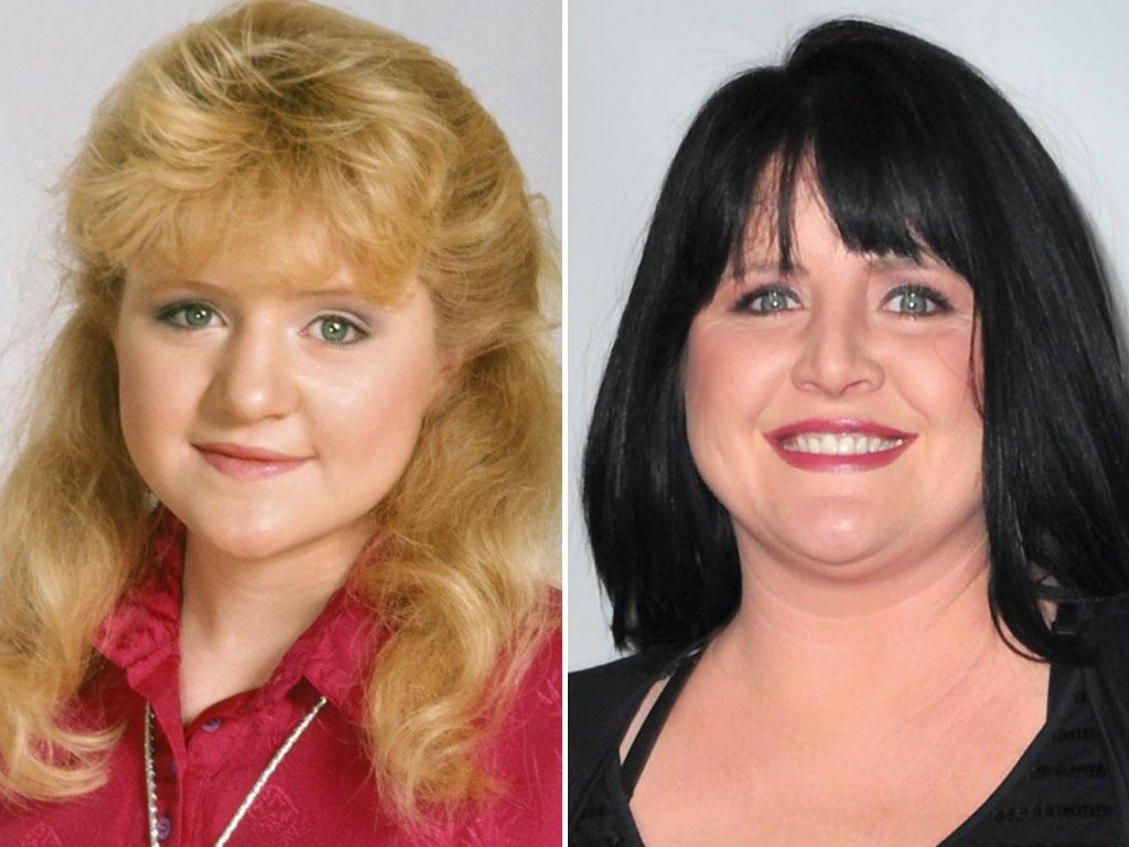 "<b>Tina Yothers (Jennifer Keaton)</b><br><br>  Eight-year-old Tina Yothers had just three professional TV credits to her name when she joined the cast of ""Family Ties,"" but she easily matched wits with her more mature co-stars while playing the Keaton's youngest daughter, Jennifer. She even scored four Young Artist Award nominations and one win in 1985. <br><br>  When ""Ties"" ended, Yothers appeared in the TV movie ""Laker Girls,"" the short ""Spunk: The Tonya Harding Story,"" and the special ""A Perry Mason Mystery: The Case of the Jealous Jokester."" By the mid-'90s, though, the acting roles had stopped coming her way. She focused on music instead, starting the band Jaded with her brother Cory. <br><br>  In 2004, she returned to acting, this time on the stage, when she starred in ""Lovelace: The Musical."" She also was a member of the ensemble at the Burt Reynolds Dinner Theater in Boca Raton, Florida, from 2005 to 2007. <br><br>  Yothers returned to television in the reality show ""Celebrity Fit Club"" in 2008. And she traded households with Niecy Nash on ""Celebrity Wife Swap"" earlier this year. On the show, fans were able to see a grown-up Yothers living happily with her husband, Robert Kaiser, an electrician, and their children."