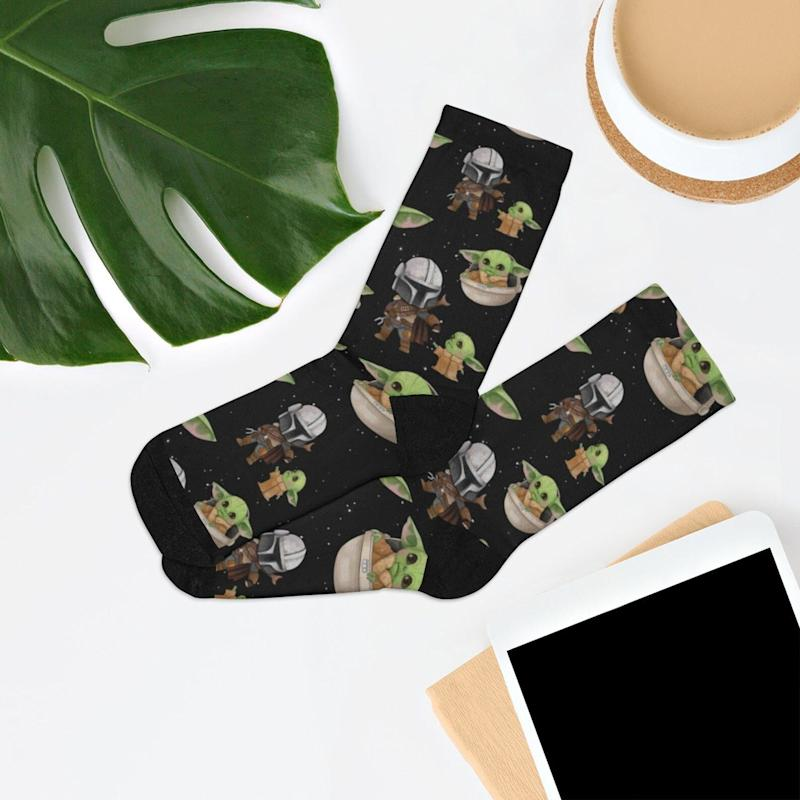 """<a href=""""https://fave.co/2PhyEoE"""" target=""""_blank"""" rel=""""noopener noreferrer""""><strong>Get these socks for $20</strong></a>."""