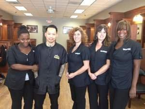 Roosters Men S Grooming Center Donates