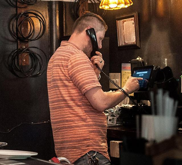 Pi Pizzeriawas inundated with threatening and harassing phone calls on Wednesday.
