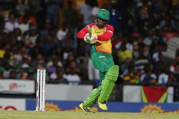 Hetmyer has impressed with his natural hitting ability