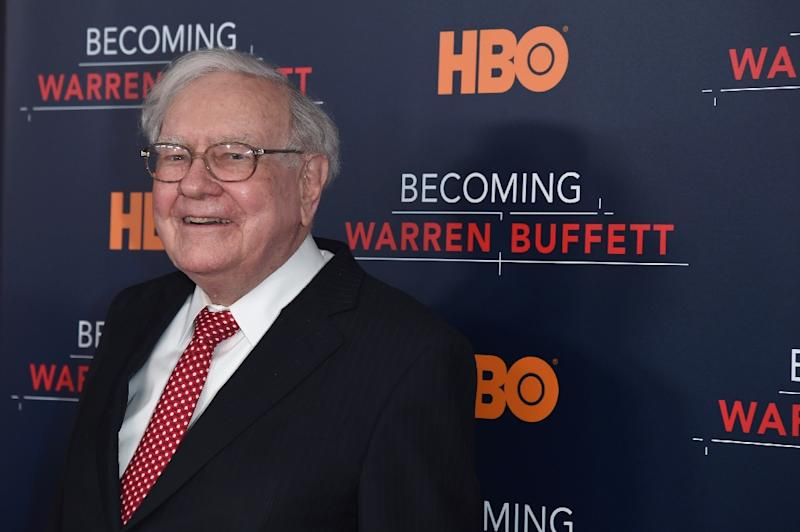 """Coal is going to go down over time,"" said Warren Buffett, seen in January 2017, called the ""Oracle of Omaha"" for his savvy -- and lucrative -- ability to read trends and markets"