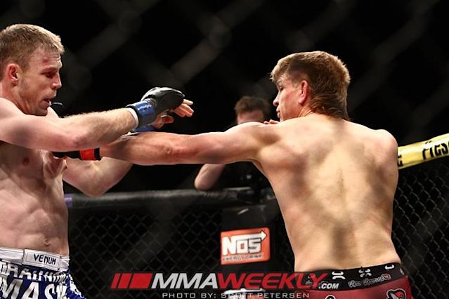 UFC 170 Fight Card Expands with Addition of Mike Pyle vs. TJ Waldburger