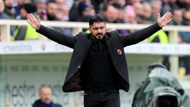 <p>Gattuso 'angry' with comfortable Milan win</p>