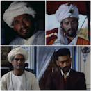 Based on Jawaharlal Nehru's The Discovery of India, Shyam Benegal's sprawling historical drama had the young Irrfan appearing in minor roles across several episodes. The actor's stint on Doordarshan continued with Gulzar's Kirdaar and Sanjay Khan's The Great Maratha.