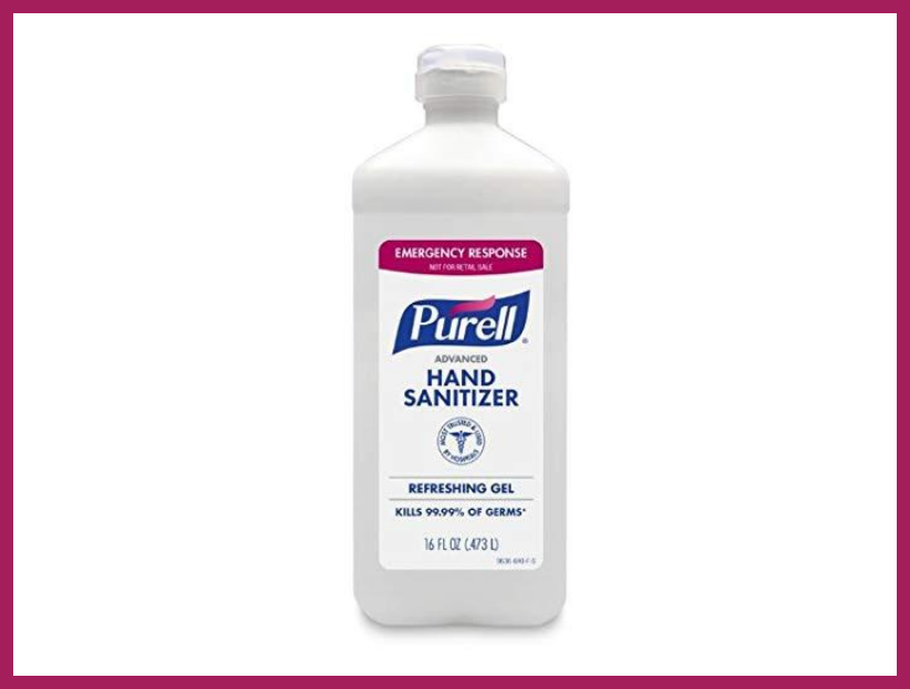 Purell hand sanitizer. (Photo: Amazon)