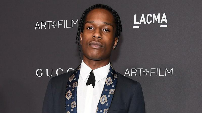 A$AP Rocky Released From Swedish Prison Until Assault Case Verdict Is Announced