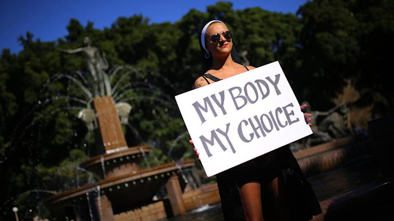 Rallies for and against will be held as the NSW parliament debates a bill to decriminalise abortion