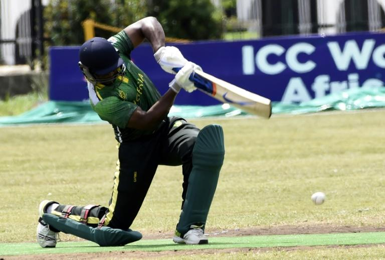 Nigeria are attempting to take part in the T20 World Cup for the first time (AFP Photo/PIUS UTOMI EKPEI)