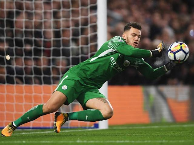 Ederson proves just how important a quality goalkeeper is to Pep Guardiola's grand plan at Manchester City