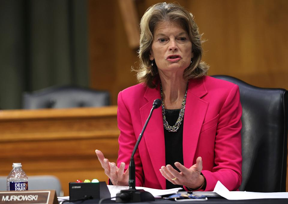 Sen. Lisa Murkowski (R-Alaska) just pushed Savanna's Act across the finish line after a single Republican congressman blocked it from becoming law in 2018. (Photo: ASSOCIATED PRESS)