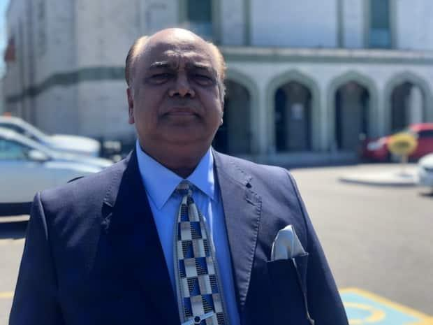 M. Khalid Raana, president of Windsor's Islamic Association, says while celebrations aren't back to normal, everyone needs to follow public health measures to keep each other safe.